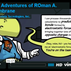 The Adventures of ROman A. Membrane